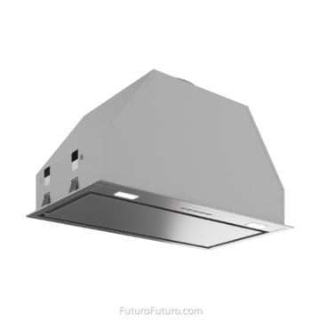 Under cabinet range hood | Modern kitchen hood vent