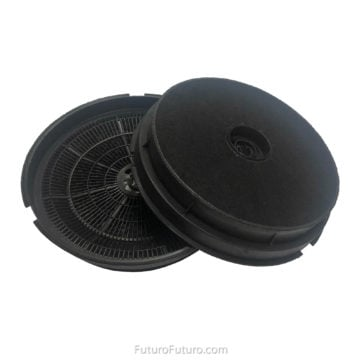 Carbon Filter type A 6.5 inch for Futuro Futuro Range Hoods