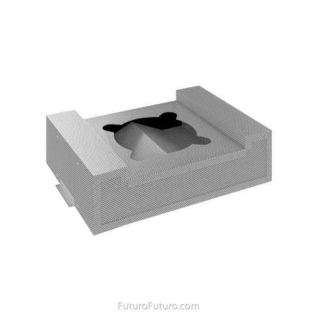 Micro carbon infusion range hood filter | Modern carbon filter filter