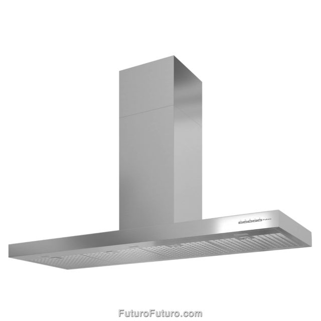 Italian designer kitchen hood | Luxury 48 range hood