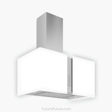 Unique design kitchen range hood | Italian best range hoods