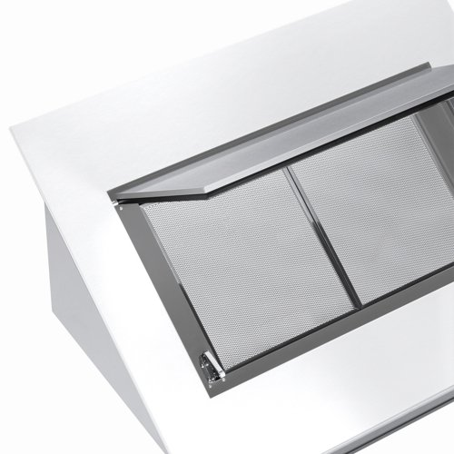 Perimeter Suction Filter System - Kitchen Ventilation That Exceeds Expectations
