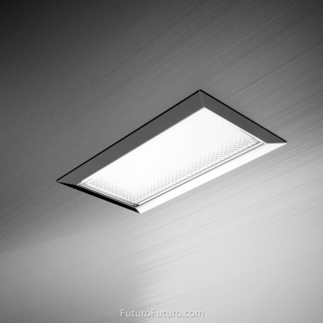 Range Hood LED Light Energy Efficient Round Type