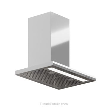 Luxury kitchen hood | Contemporary kitchen exhaust fan