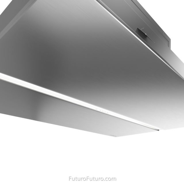 AISI 304 Stainless Steel oven hood | Stainless steel kitchen exhaust fan