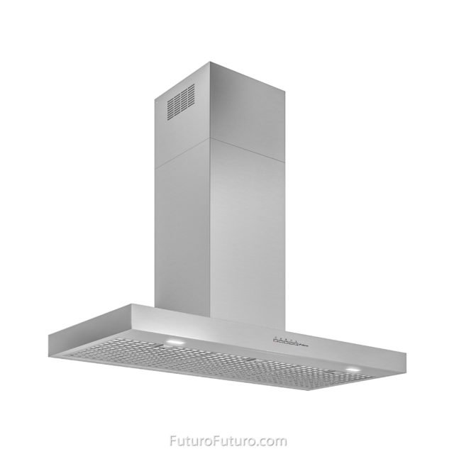 Powerful ductless range hood | 940 CFM recirculating range hood