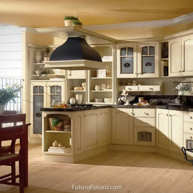 custom range hoods | kitchen ideas island range hoods